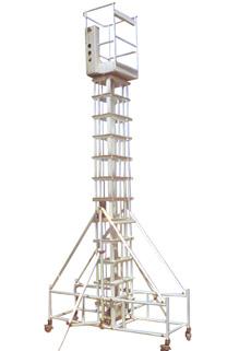 Подъемник телескопический